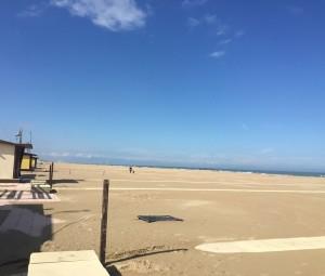Hotel Rubens Rimini spiaggia primavera - Copia