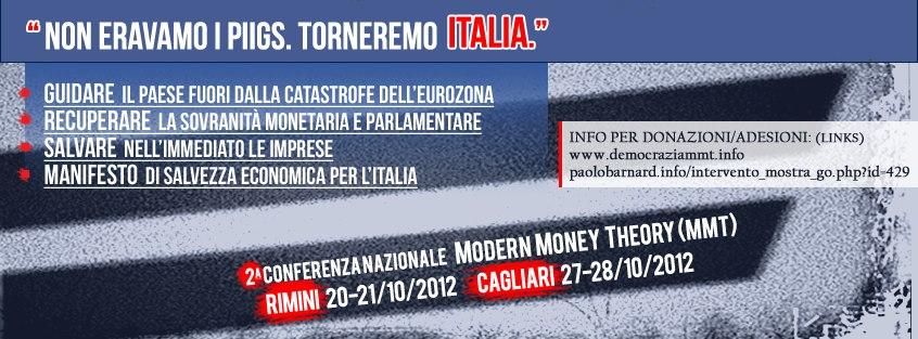 MMT summit rimini 20-21 ottobre 2012