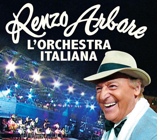 renzo arbore orchestra italiana 105 stadium rimini