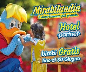 Hotel con Mirabilandia gratis