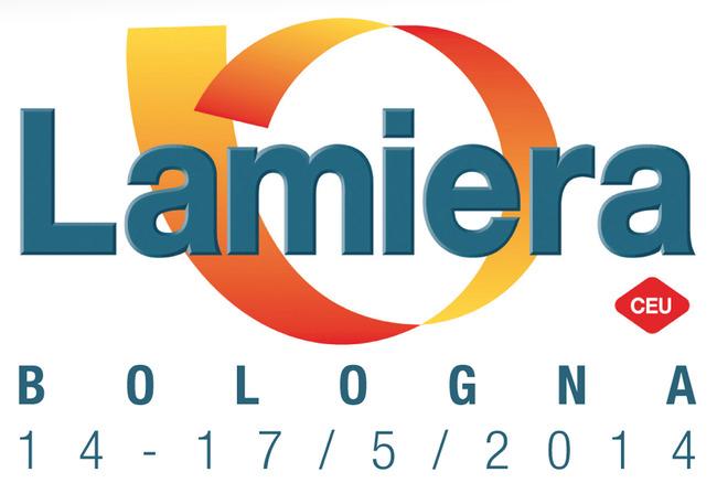 Fiera LAMIERA Bologna maggio 2014