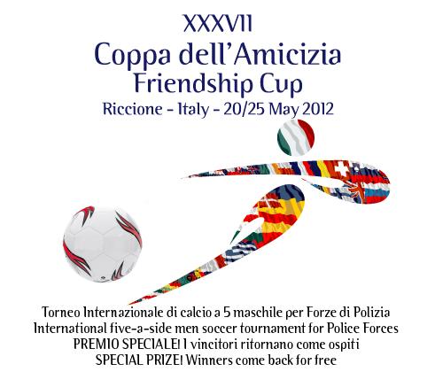 38 coppa internazionale dell'amicizia 2013 a Riccione